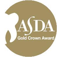 ASDA Gold Crown Award